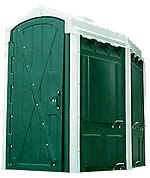 ADA compliant portable restrooms
